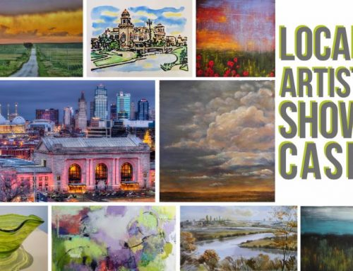 Julie Hansen Art Show: Prairiebrooke Arts Gallery, September 2015