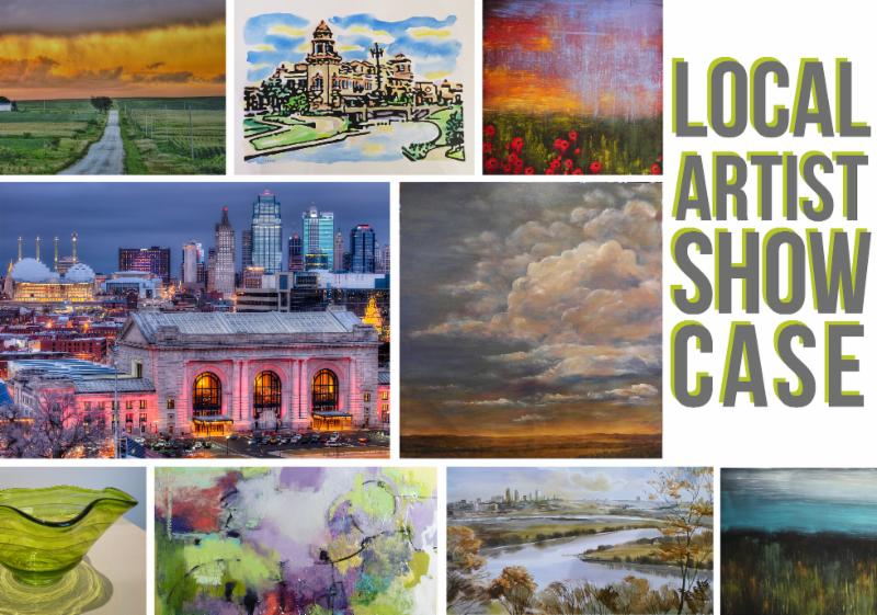 Julie Hansen Art Show: Prairiebrooke Arts Gallery, September 2015